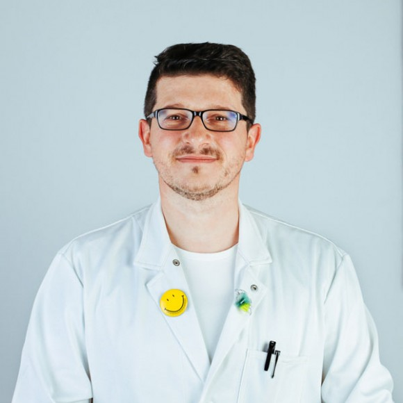 Dr. Luca Toninato